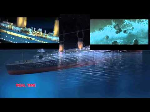 Титаник. Как все было. Реконструкция