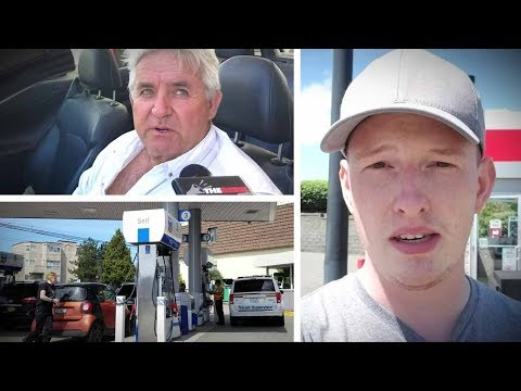 Why Canadians cross the US border to buy gas | Keean Bexte