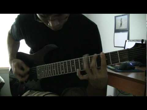 Buckethead - Spokes for the Wheel of Torment (cover)