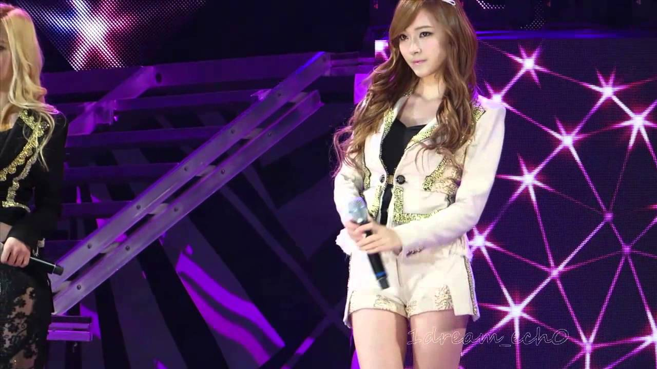 [fancam] Jessica SNSD Genie performance @ Kpop ...