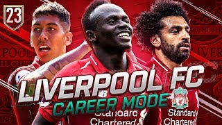 FIFA 19 LIVERPOOL CAREER MODE #23 - EPIC SEASON FINALE! CHAMPIONS LEAGUE TITLE ON THE LINE!