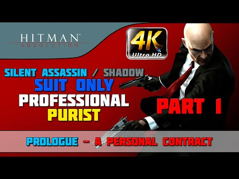 Hitman: Absolution 05 ( Hunter And Hunted ) Purist|No Kill|Suit Only|Evidence|All Challenges from YouTube · High Definition · Duration:  1 hour 1 minutes 23 seconds  · 16,000+ views · uploaded on 9/15/2014 · uploaded by MiKeYROG
