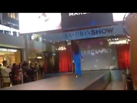Crimea- Gurzuf- Las Vegas. Fashionshow. Marciano. 2014