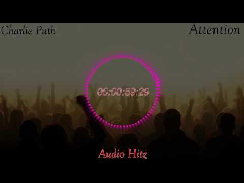 Charlie Puth - Attention    AAC Audio Ch 5.1