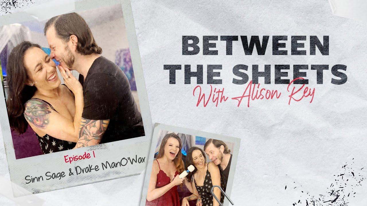 Between The Sheets with Alison Rey: Sinn Sage & Drake ManOWar | Adult Time | Trailer