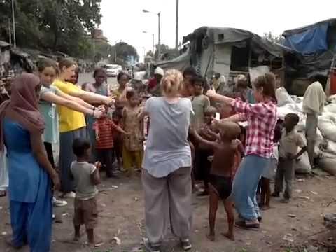 Street children workcamp