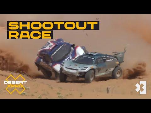 Shootout Race | Extreme E | Desert X Prix