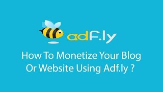 How To Monetize Your Blog Or Website Using Adf.ly And Earn Money ? [In Hindi/Urdu]