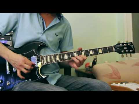Joe Bonamassa - Drive guitar solo