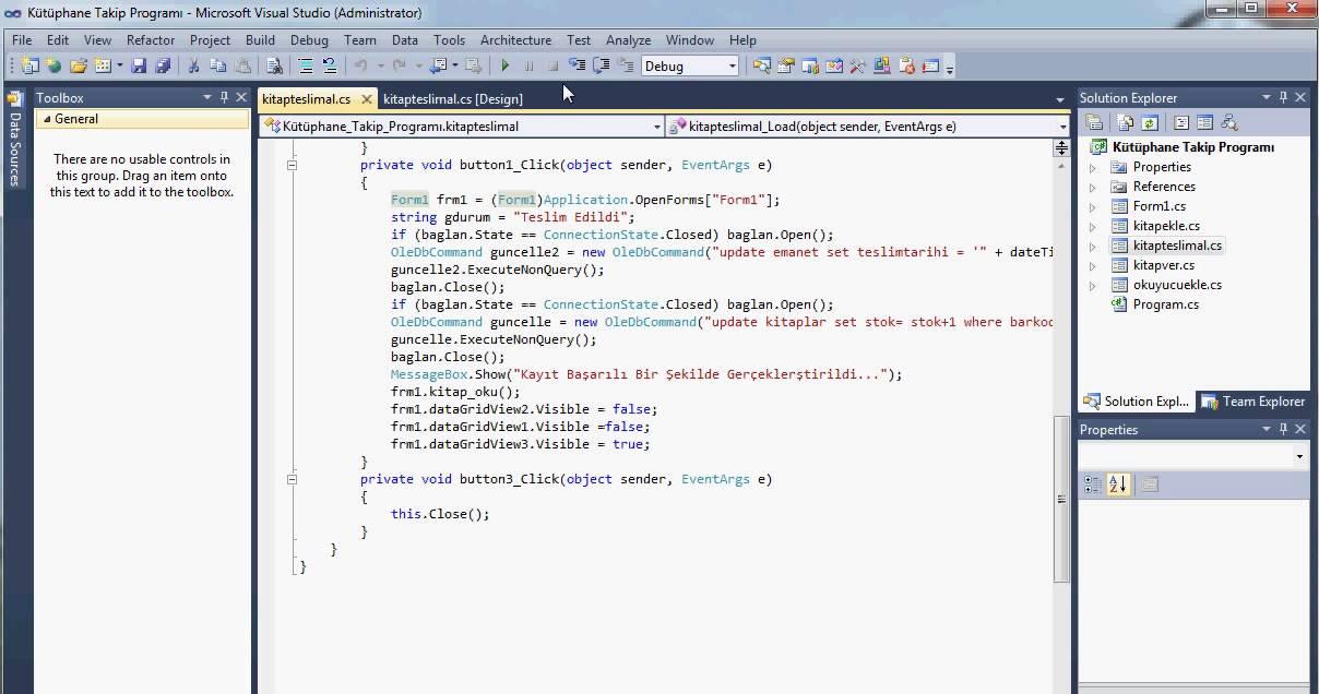Yazılım, Web ve Mobil Projeler