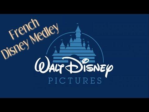 French Disney Medley