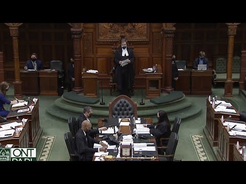 Ontario Legislature holds moment of silence for Emily Viegas   13-year-old girl dies of COVID-19