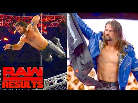 ROLLINS OMG MOMENT! KENDRICK #1 CONTENDER! WWE Raw Results 9/19/16 (Going in Raw Podcast Ep. 101)