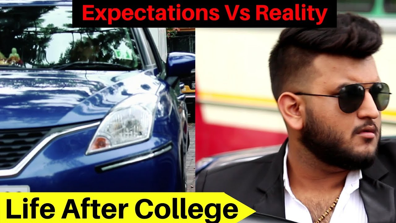 """a look at college life vs the reality after college At forbes magazine i also did a stint editing the 6 things you must do to get your first job after college """"the reality is i did almost."""