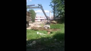 демонтаж и бесплатный вывоз металлолома в городе Электросталь(Приём металлолома у частных лиц и организаций в Электростали., 2014-05-27T11:57:31.000Z)