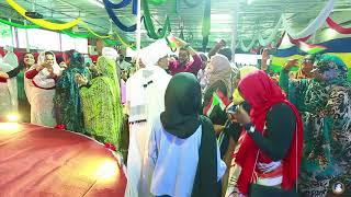 أعز مكان عندى السودان - مشاركة الفنان هاني عابدين - مسقط