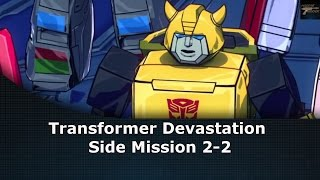 Transformers Devastation Side Mission 2-2
