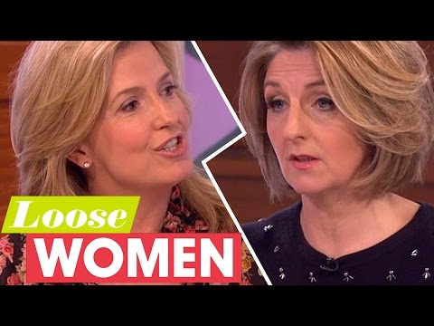 Penny And Kaye Fight Over Chivalry | Loose Women