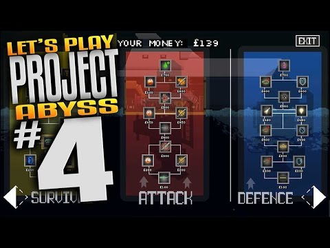 Project Abyss Gameplay - Ep 4 - Skill Tree Upgrades! (Lets Play Project Abyss Gameplay)