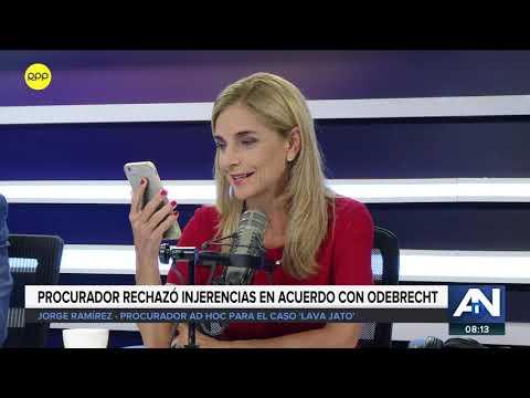 Procurador del caso Lava Jato: Acuerdo con Odebrecht 'ha traído como beneficio un efecto dominó' 1/2
