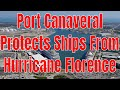 Hurricane Florence Forces Royal Caribbean Grandeur of the Seas To Seek Shelter In Port Canaveral