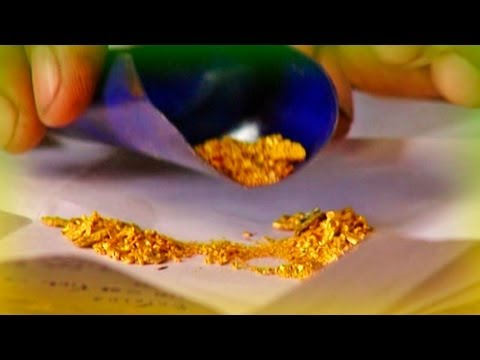 Golden Amazon (full documentary)