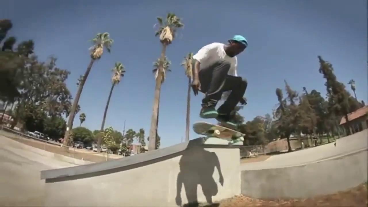 Best Black Pro Skateboarders 2011 - Youtube-9786