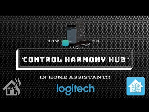 How to Control Harmony Hub in Home Assistant!!! Mp3