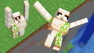 Minecraft Mobs if they were Parents