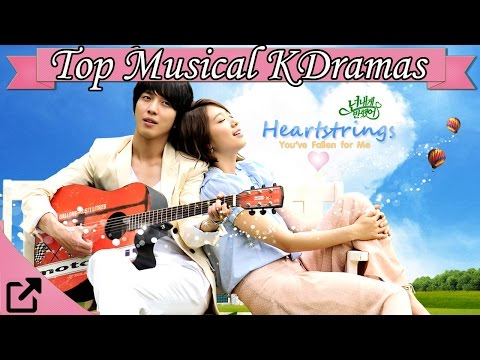 Top 20 Musical Korean Dramas 2016 (All The Time)