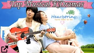 Video Top 20 Musical Korean Dramas 2016 (All The Time) download MP3, 3GP, MP4, WEBM, AVI, FLV November 2017