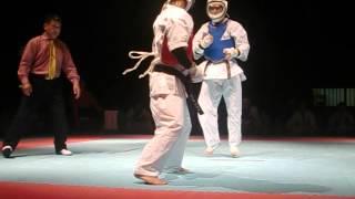 第21回 東北硬式空手道選手権大会/軽量級決勝戦