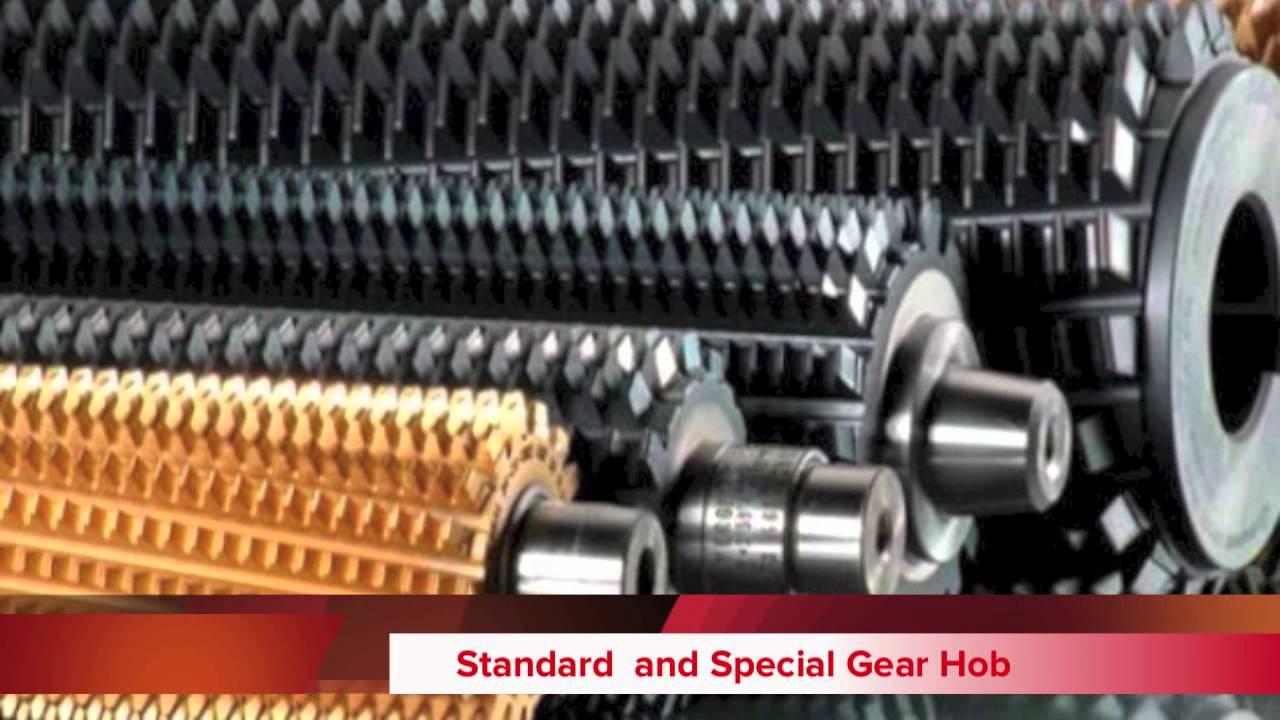 Gear Hob Cutter Broaches Oem Spline Shaft Gear Engine
