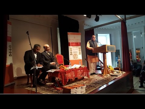 Dr Subramanian Swamy Speech in London during Book Launch of NDTV Frauds by Sree Iyer 19th March 2017