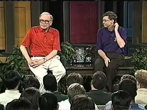 Gates & Buffett on Habits
