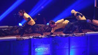 Match 5: Mud Race - CATCH!