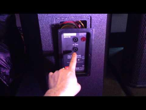 Short But Sweet Product Review JBL SRX738 Three Way Passive Speakers by DJ JD Bass!