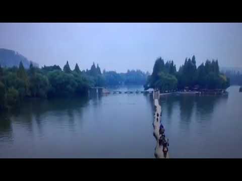 中國大陸浙江省紹興鑑湖八百里