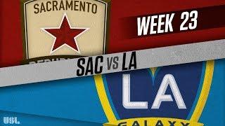 Sacramento Republic FC vs LA Galaxy II: August 18, 2018