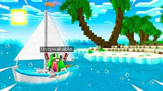 SAILING AWAY FROM MINECRAFT FOREVER...