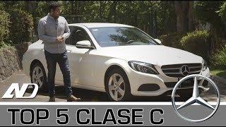 5 motivos para considerar el Mercedes-Benz Clase C - AutoDinámico