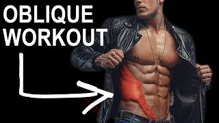 3 Exercises to Get Ripped V-cut Obliques Fast