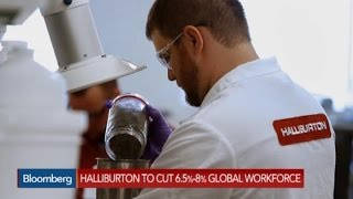 Halliburton Cutting Jobs Due to 'Challenging Environment'