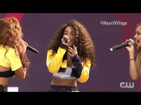 Little Mix - Wings live at iHeartVillage