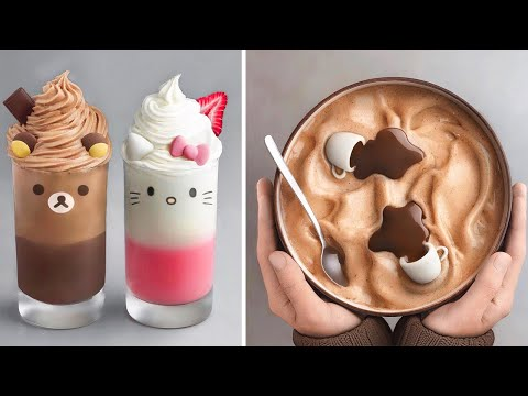perfect-and-easy-cake-decorating-tutorials- -most-beautiful-chocolate-cake-decorating-ideas