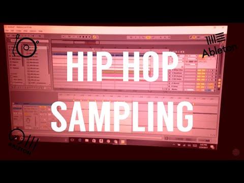 ableton live 9 lite how to sample hip hop tutorial youtube. Black Bedroom Furniture Sets. Home Design Ideas