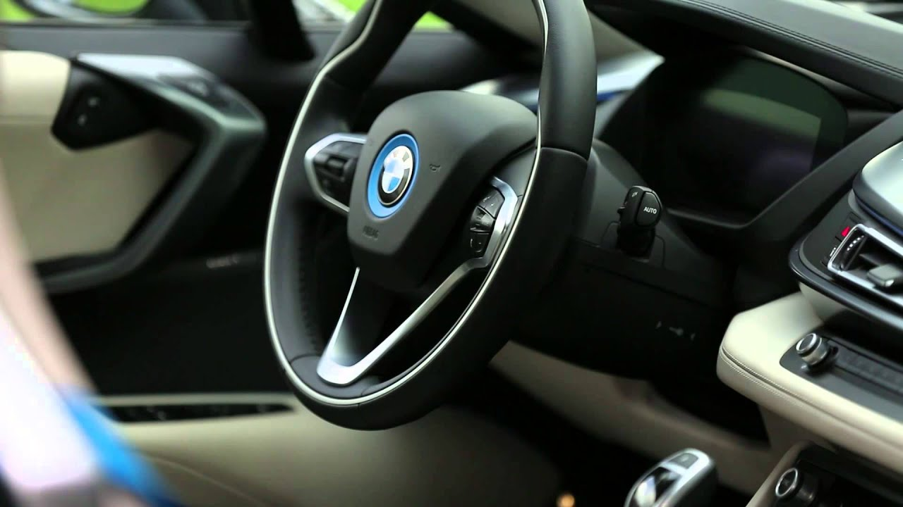 Exclusive 2015 Bmw I8 Hd Youtube