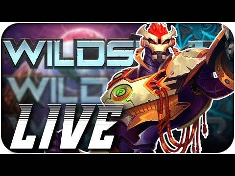 Wildstar Livestream - Free LvL 50 Boost! Trying It Out!