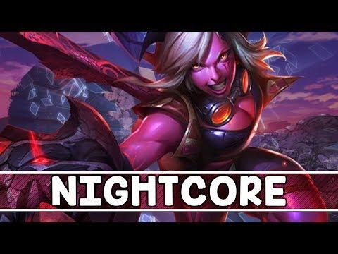 Nightcore → The Bloodthirster  ✘「Pentakill」|| Lyrics