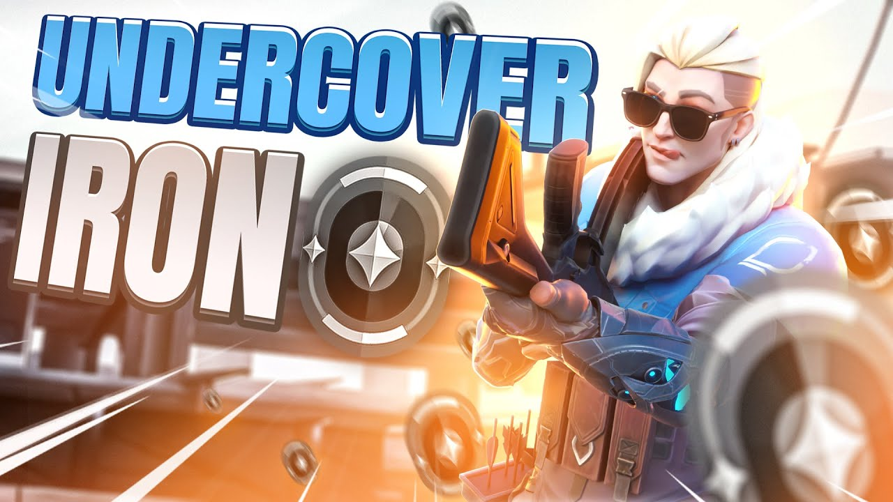 Download Acting Like a NOOB in Valorant | Undercover Iron Episode 3